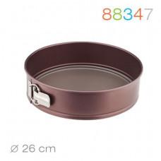 Форма для выпечки разъемная Granchio 26cm