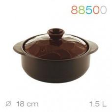 Кастрюля керамик. Lauro Granchio d=18 cm 1,5л 88500