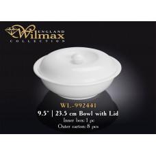 Миска с крышкой Wilmax 23,5 см
