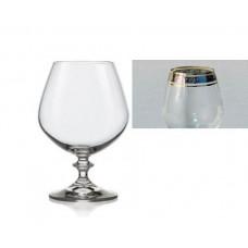 Набор бокалов для коньяка Bohemia Angela (431458) 400мл-6шт