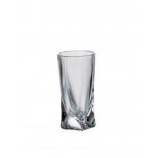 Набор стопок для водки Bohemia Quadro 50мл-6шт