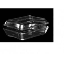 Гусятница с крышкой Simax Exclusive 2,5л,261х228х108 мм Color