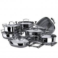 Набор посуды Vinzer 16 пр. Kitchen art  69029 NEW