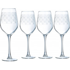 Набор бокалов для вина Luminarc PARADISIO 350мл-4шт Q2669
