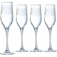 Набор бокалов для шампанского Luminarc PARADISIO 160мл-6шт Q2670
