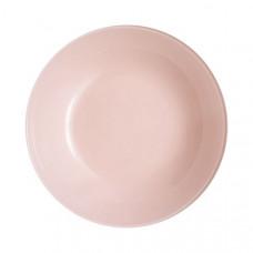 Тарелка глубокая Luminarc Arty Pink Quartz 20 см Q3130