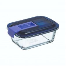 Емкость для еды/запекания прямоугольная Luminarc Easy Box 1220мл P7419