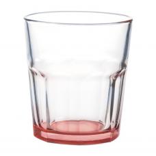 Набор стаканов низких Luminarc Tuff Red 300мл-6шт Q4515