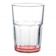 Набор стаканов высоких Luminarc Tuff Red 400мл-6шт Q4523