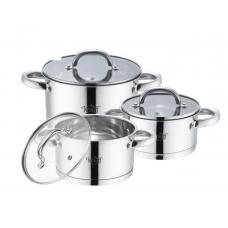 Набор посуды Krauff Mastery 6 пр. 26-242-043