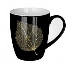 "Чашка Keramia ""Golden leaf"" 360мл 21-279-069"