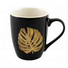 "Чашка Keramia ""Golden leaf"" 360мл 21-279-066"