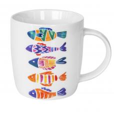 "Чашка Keramia ""Рыбное место-1"" 360мл 21-272-074"