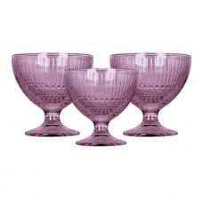 Набор креманок Luminarc Louison Lilac 350мл-3шт P2009