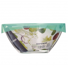 Салатник с крышкой Luminarc Keep'N'Box Lagoon 17см P3672