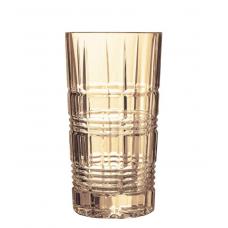 Набор стаканов высоких Luminarc Dallas Golden Honey 380мл-4шт P9310