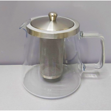 Заварочный чайник с фильтром Simax Exclusive Charme 1,1л Color s3240/MET