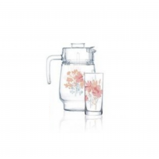 Набор для напитков LUMINARC Spring Loom 7пр. Q5666