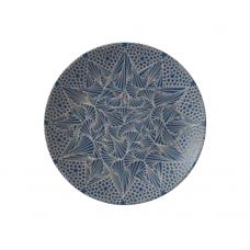 Тарелка обеденная Astera Infinity Sapphire 27см A0480-HX-1206D