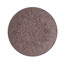 Тарелка обеденная Astera Infinity Spinel 27см A0480-HX-1210D