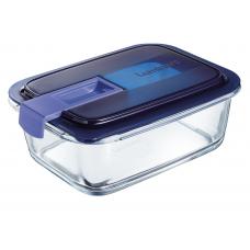Емкость для еды/запекания прямоугольная Luminarc Easy Box 820мл P7420